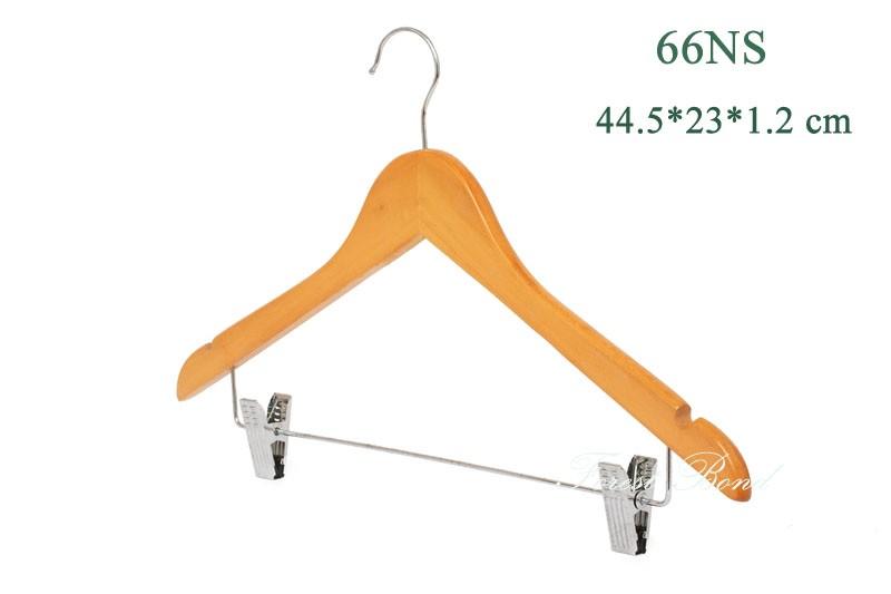 Wooden Hangers Coat Clothes Jacket Shirt Hanging Garment Dress ...