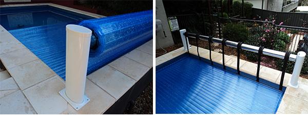 Polycarbonate Slats Automatic Swimming Rigid Pool Cover