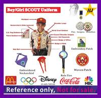 Boy/Girls Scout Uniform bolo ties