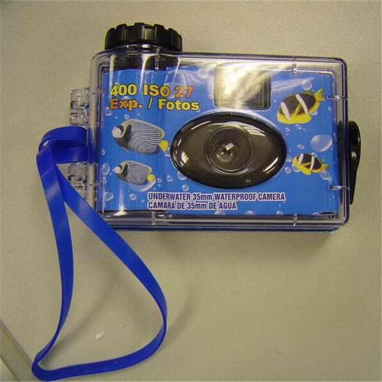 Hot Sale Cheap Disposable Single-Use Waterproof Underwater Film Camera