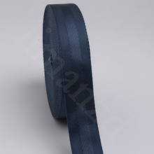 38mm 1.5 inch flat herringbone tubular nylon webbing for backpack strap belt