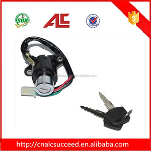 High quality motorcycle lock set for Pakistan market