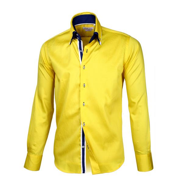 (M) Stirling Short Sleeve Dress Shirt TALL