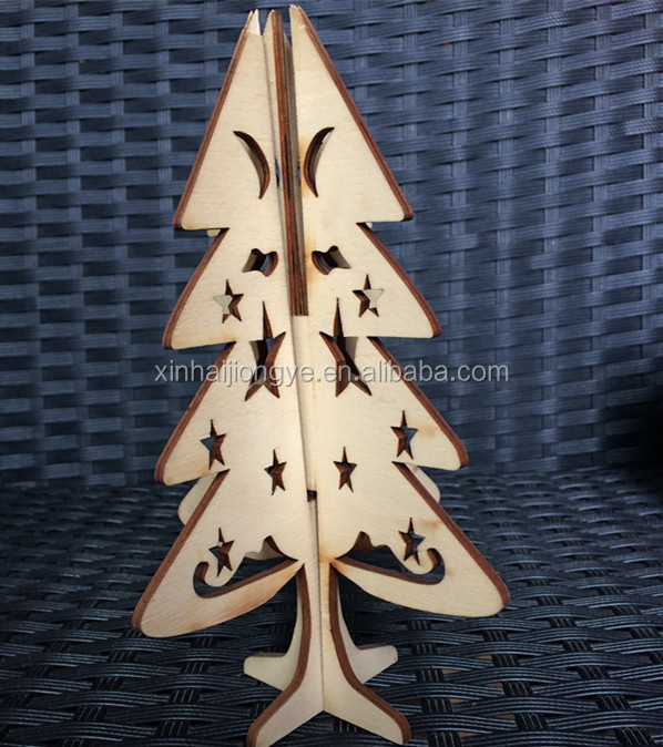 Diy Christmas Tree Ornament/ Wood Craft Christmas Gift Decoration   Buy Christmas  Tree Ornament,Wood Craft Christmas Trees,Christmas Gift Decoration Product  ...