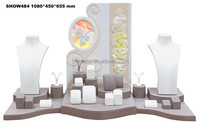 Natural Selection Lively Design Fashion Jewelry Shop Showcase Display Set Stands Show484