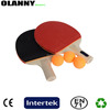 standard size blister packing high quality table tennis racket