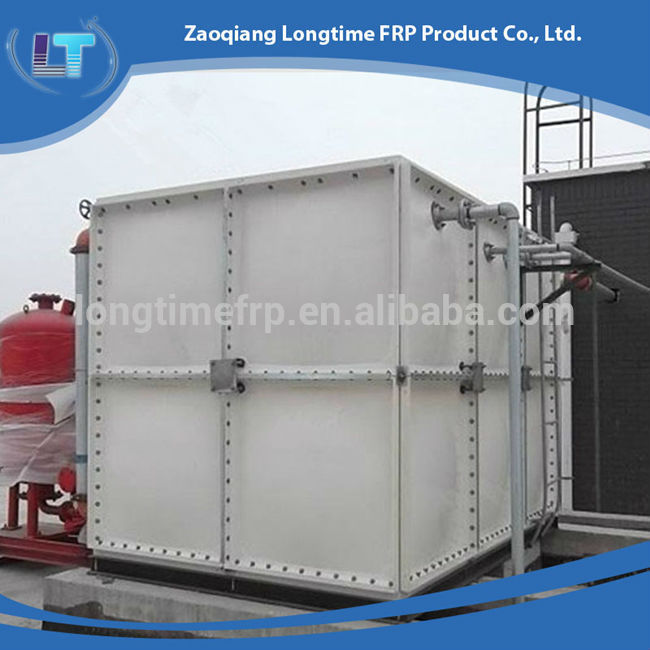 20 Cubic Meter Grp Water Tank,Water Reservoir Tank,Frp Connected ...