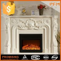 natural marble hand made electric fireplace heaters lowes