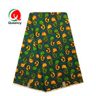 Queency New Arrival African Holland Wax Prints Indian Cotton Ankara Fabric Super Wax