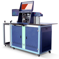 automatic acrylic letter bending machine