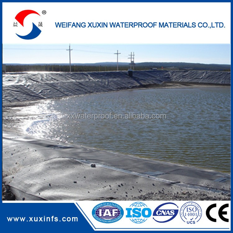 iran hdpe polyethylene fish farm pond liner and swimming pool