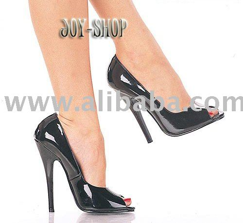 new* Peep Toe High Heels *new* - Buy High Heels Peep Toes Product ...