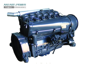 4 Stroke Deutz Diesel Engine F6L912 with air cooled used FOR WATER PUMP under GERMAN technology