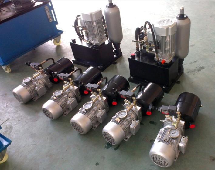 2hp 3hp 208 230v Ac Dc 12v 24v 2.2kw Hydraulic Power Packs Unit ...