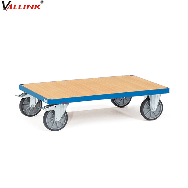 Steel Structure Plywood Furniture Mover Dolly