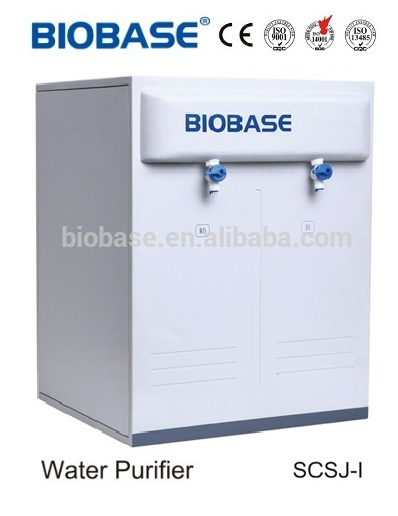 CE ISO certification laboratory RO/DI System Deionized Water Purifier