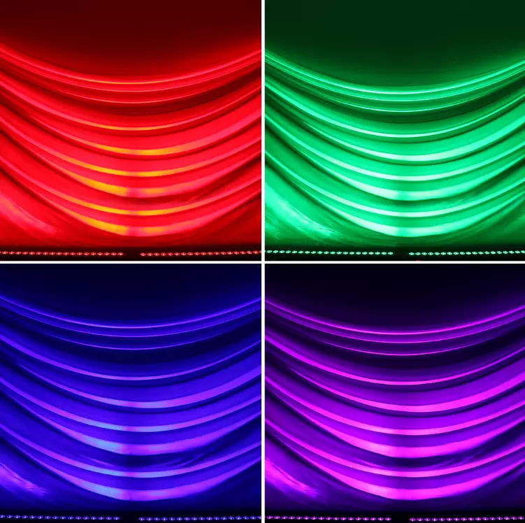 2019 Hot Saling Stage LED Pixel Light Bar 24x3W RGB indoor LED Wall Wash Light