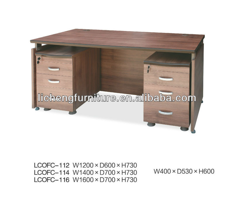 Office Table Price/office Work Table/wooden Office Table - Buy ...