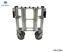 M-CT01 edelstahl <span class=keywords><strong>trolley</strong></span> für beerdigung <span class=keywords><strong>sarg</strong></span> kirche <span class=keywords><strong>sarg</strong></span>