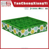 New design 600D polyester 24-dividers underware drawer box PE suit storage box