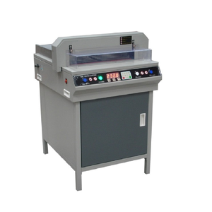 A4 A3 Electric Guillotine Paper Cutter G450VS+