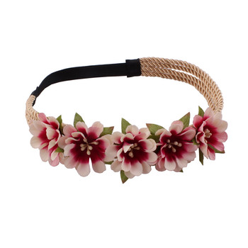 Nice Quality Colorful Hair Kids Wholesale Flower Headbands For Little Girls  Uk - Buy Flower Hair Headbands 65118607144