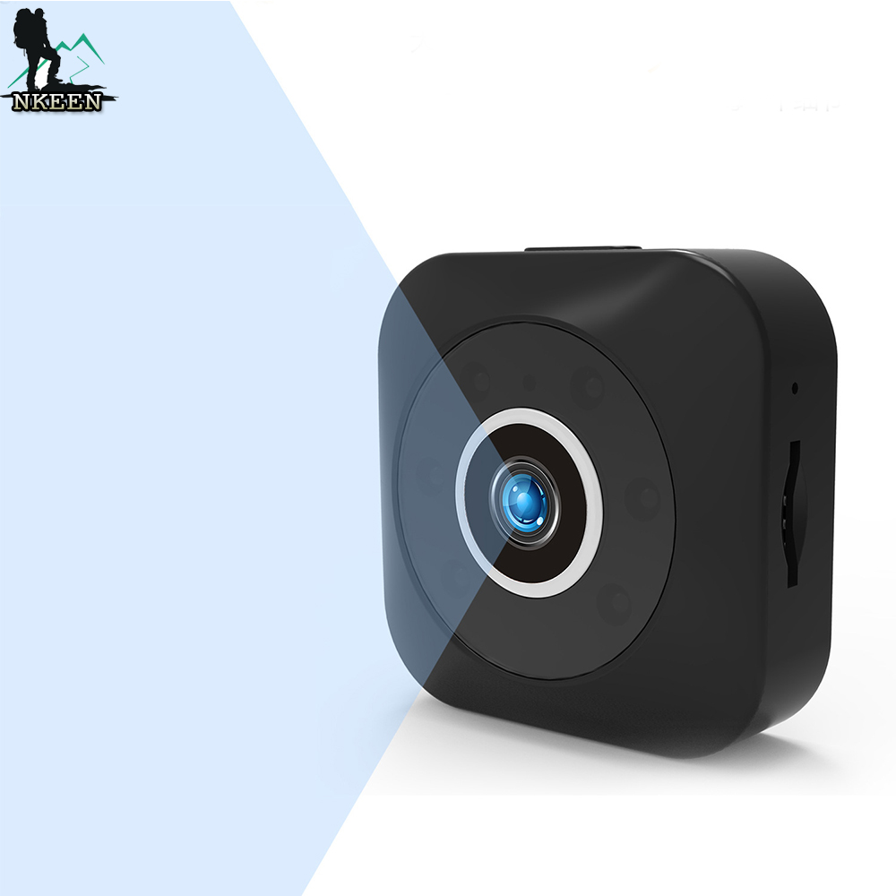 Atfc6 Outdoor Hd Action Fisheye Lens Spy Hidden Mini Camera With Wifi - Buy  Mini Camera,Mini Wifi Camera Portable,Mini Ip Wifi Camera Product on