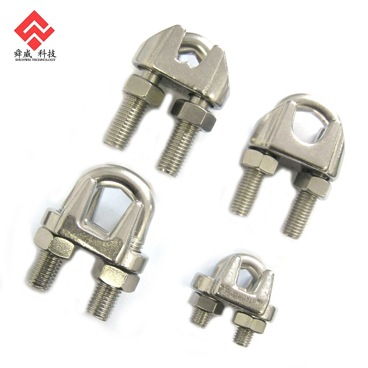 Jis Type Wire Rope Clip Manufacturers, Jis Type Wire Rope Clip ...