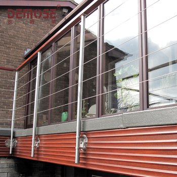 Stainless Steel Cable Railing Designs In India - Buy ...