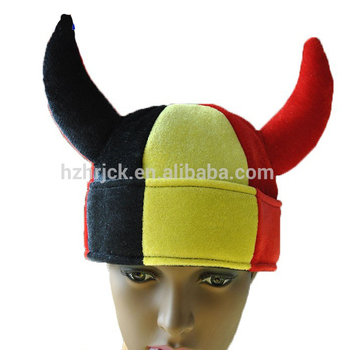 8fbe6954ccc48c Football Fans Party Hats soccer balls Germany printed winter party crazy hat  for German