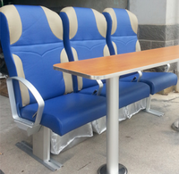 Chinese supplier table and chair for marine/vessel/ferry