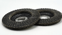 low price fiber glass flap abrasive wheel for cordless car polisher