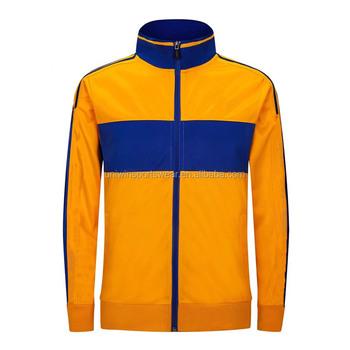 6f822d57d Soccer Tracksuit Jacket 17 18 Training Suit Pants Sports Jacket ...