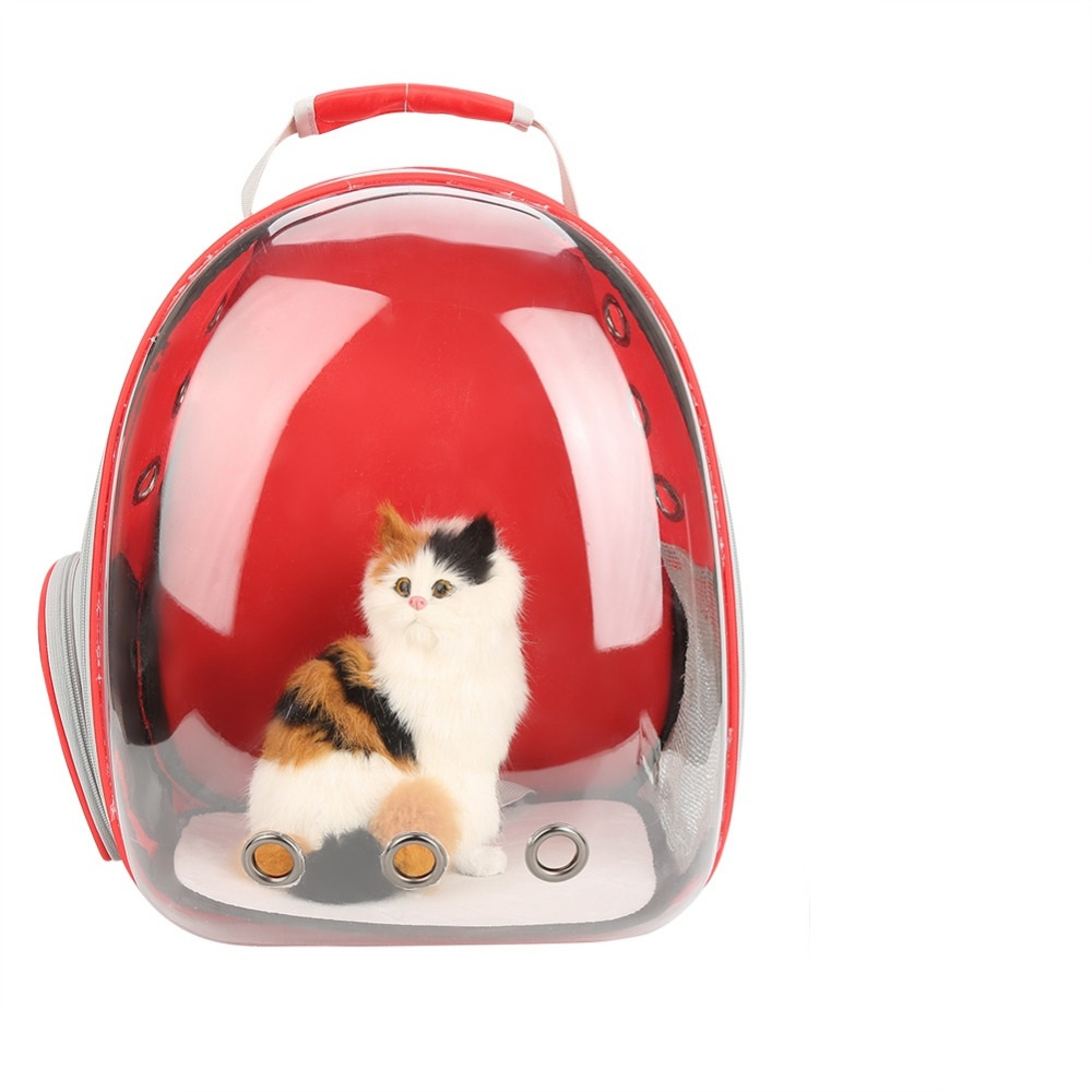 Cat carry 어깨 개 backpack 외 cat 백 carrier 투명 fully soft cat carrier