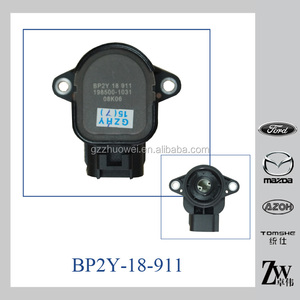 High Quality Top Car Throttle Position Sensor For MAZDA OEM:BP2Y-18-911