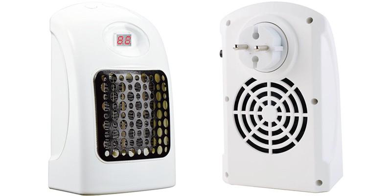 Intelligent 200w 900watts Thewall Heater Mini Portable