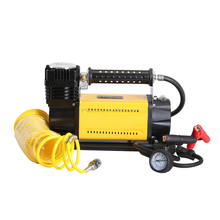 4x4 Mini Pump 12v Portable Heavy Duty Air Compressor Car Tyre Inflator