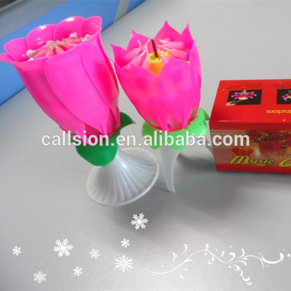 Professional wholesale of birthday fireworks cake fountain fireworks candles