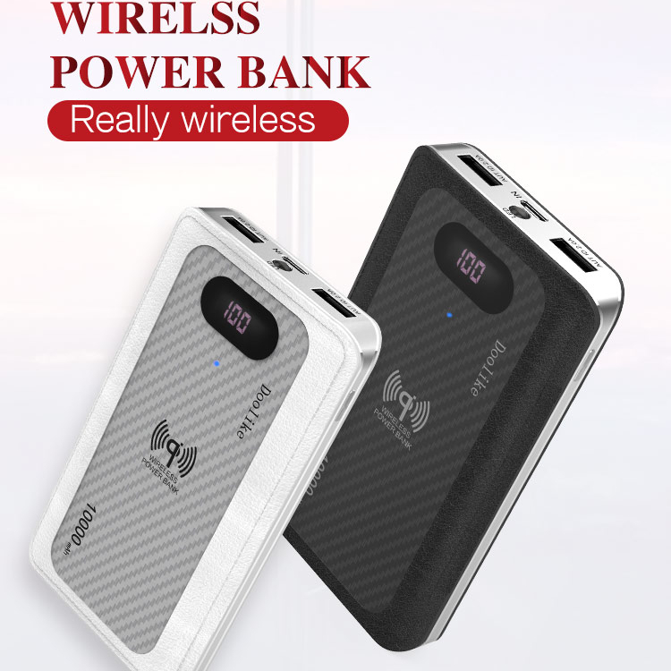 consumer <strong>electronics</strong> portable power banks wireless mobile charger power bank 10000mAh