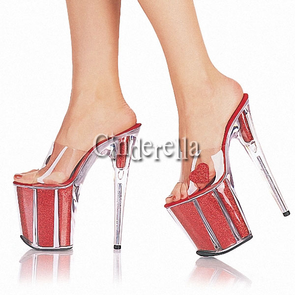 Opinion cheap discount stripper shoes mistake