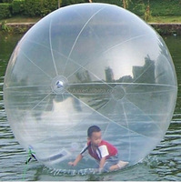 Human sized hamster ball/water walking ball/inflatable water ball for adult and kids