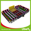 Can be Customzied,Customized Size air bouncer inflatable trampoline park builder