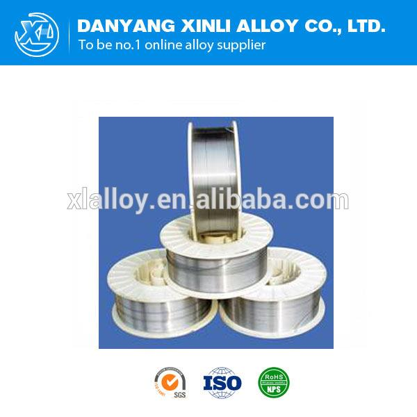 Nickel based alloy TIG welding wire ERNiCrMo-3