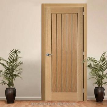 Latest Design Wooden Door Interior Oak Wood Door Apartment Buy Oak