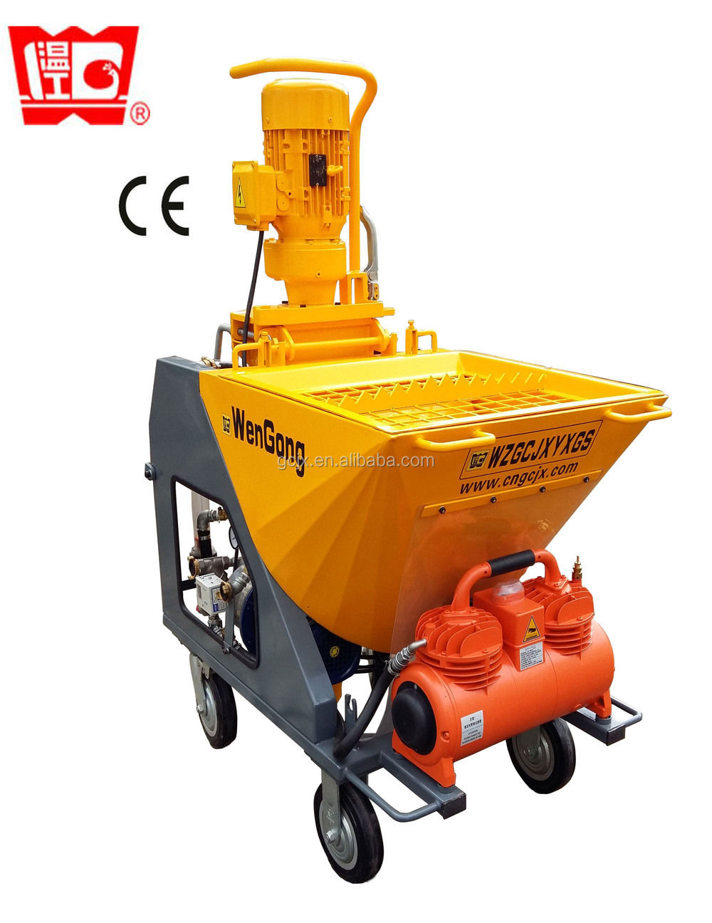 Energy Saving PFT G4 Plastering Machines in wenzhou