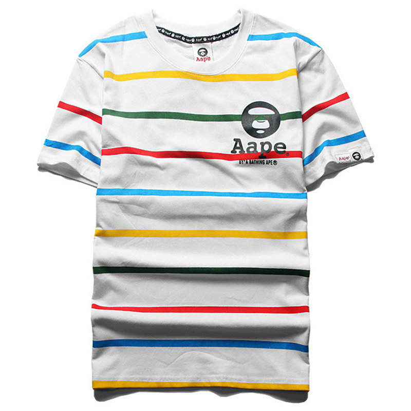 Buy Famous Brand Bape Aape Men Shirt Brand Logo Printing Long Sleeve