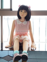 Hot new products,Mini child real doll