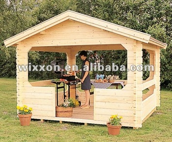 Wooden Gazebos Buy Cheap Wooden Gazebosprefabricated Wooden Gazeboswooden Garden Gazebo Product On Alibabacom