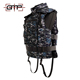 Zhongli floatation full Bulletproof military camo army body armor vest