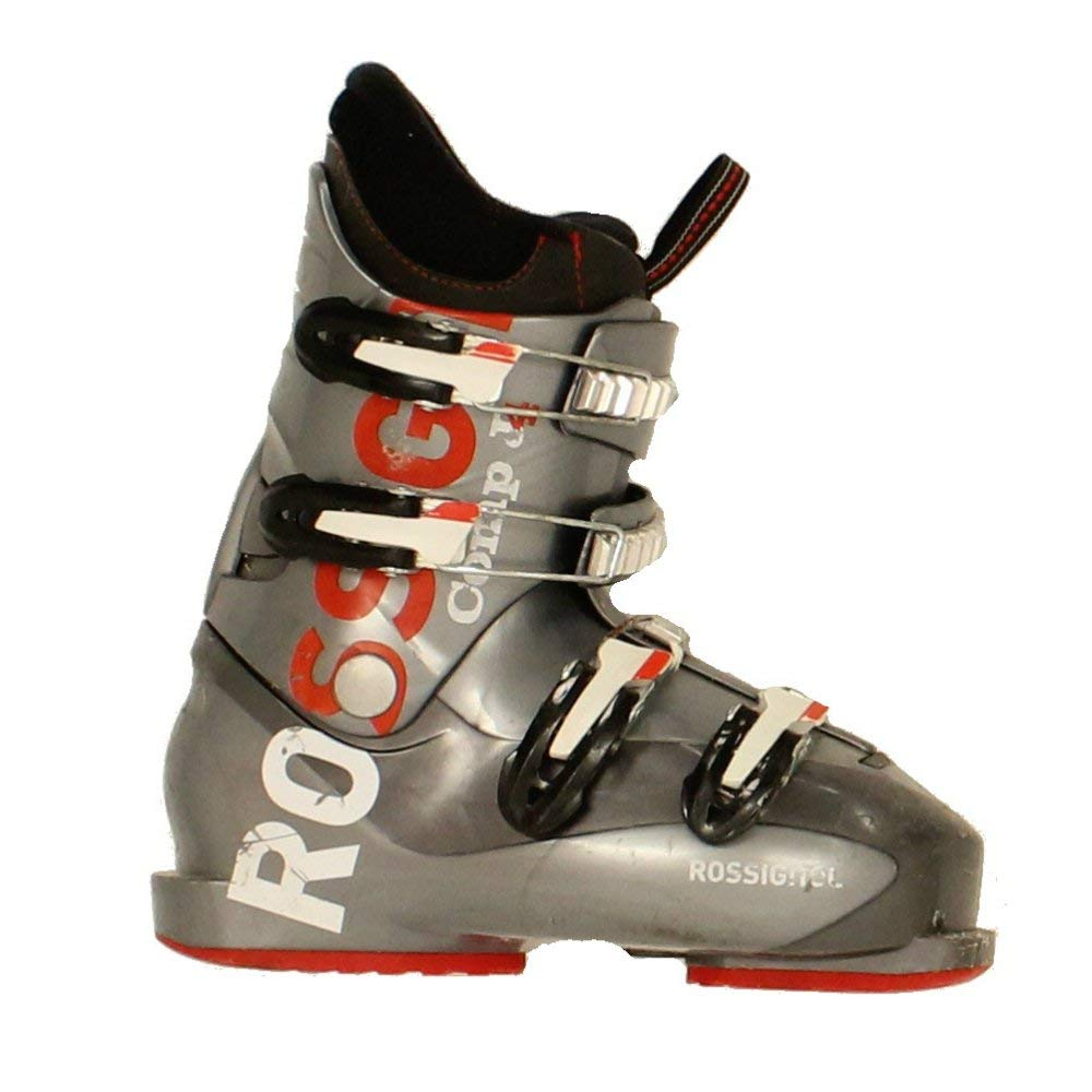 3ba8c853ea Get Quotations · Used Rossignol Comp-J Kids Youth Toddler Ski Boots